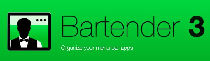 Bartender 3 : Atur Menu Bar di MacOS Mu