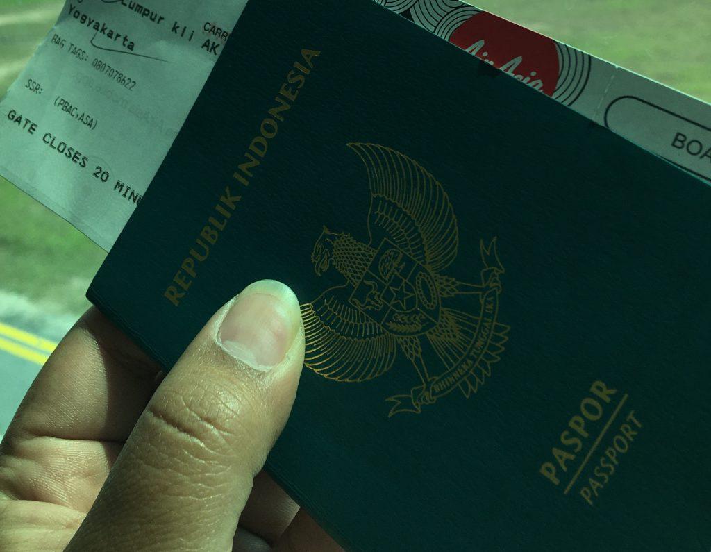 Paspor Republik Indonesia