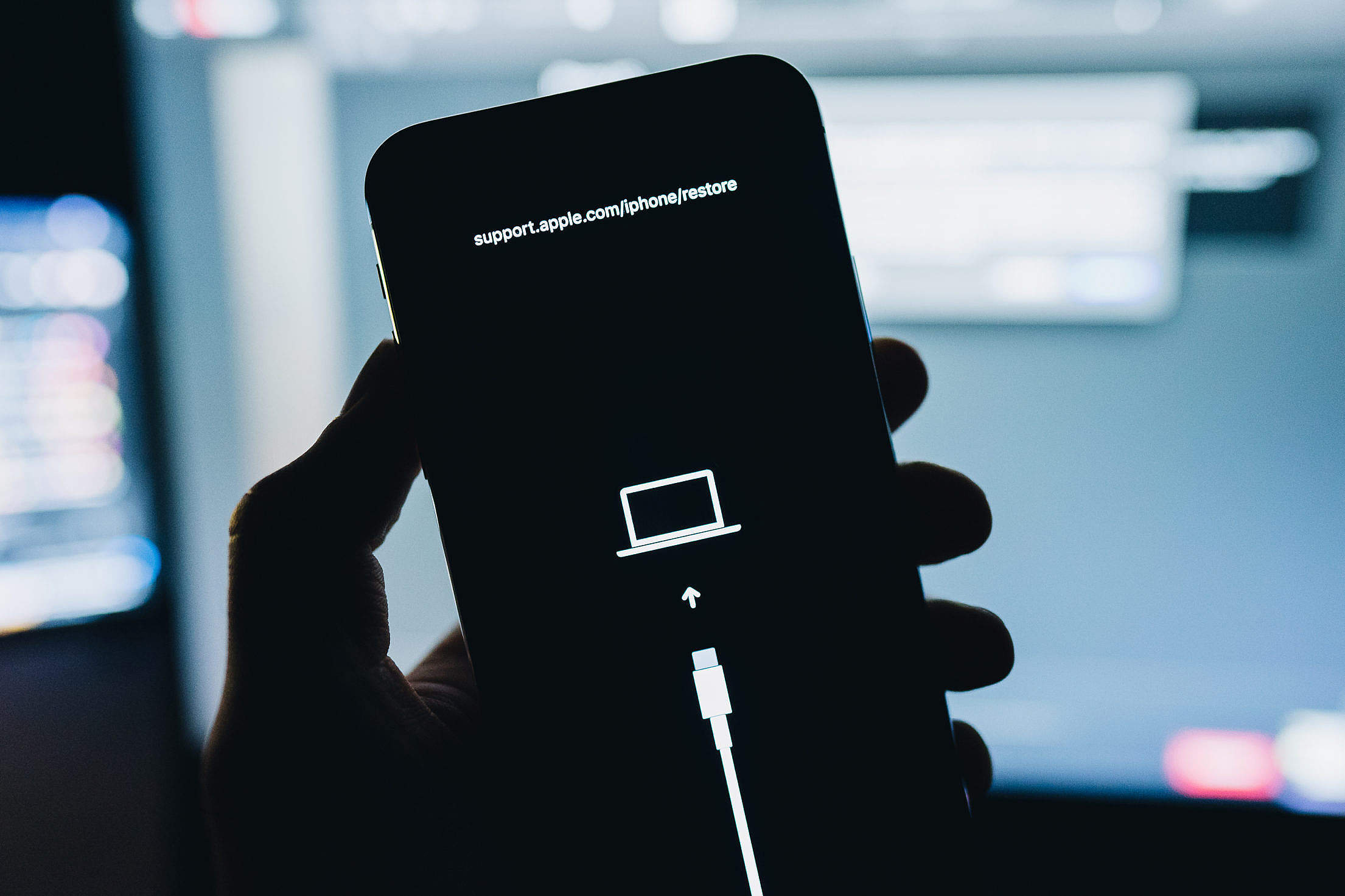 Cara Keluar dari Recovery Mode iPhone