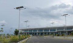 Bandara Syamsudin Noor (BDJ) dari Gedung Rapid Test