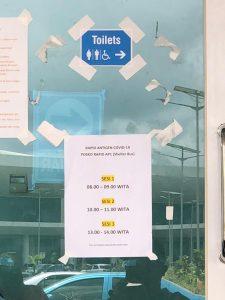 Jadwal Sesi Rapid Test di Bandara Syamsudin Noor (BDJ) Banjarbaru